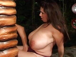 Tasty collection of plump mature ladies
